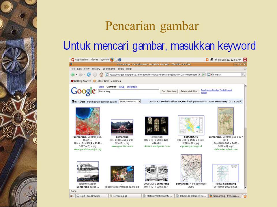 Pencarian gambar