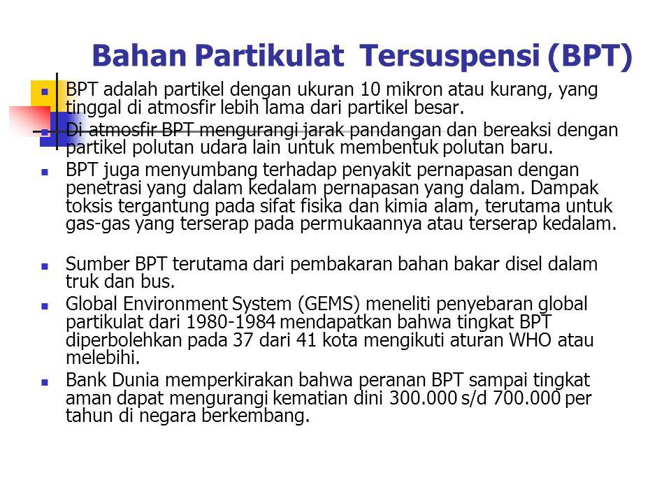Bahan Partikulat Tersuspensi (BPT)