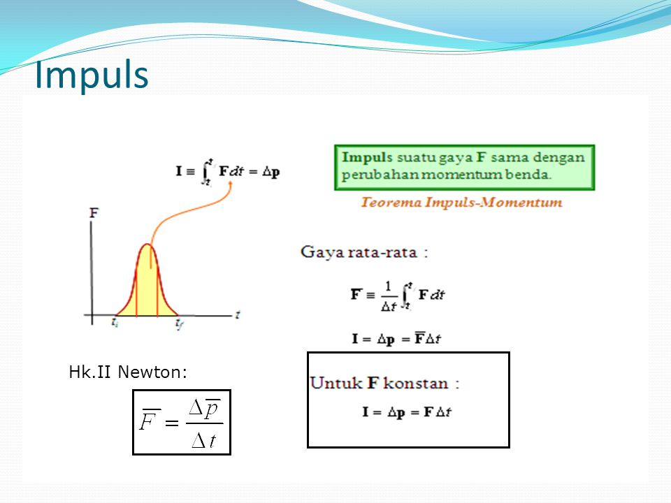 Impuls Hk.II Newton: