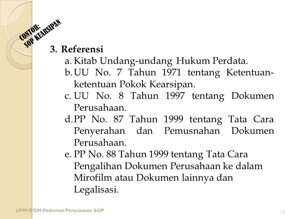 Kitab Undang-undang Hukum Perdata.