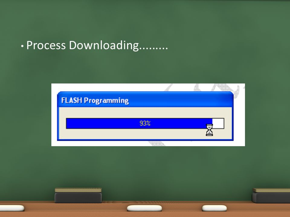 Process Downloading.........