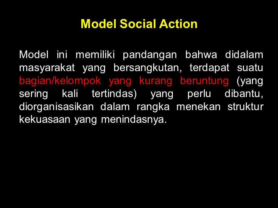 Model Social Action