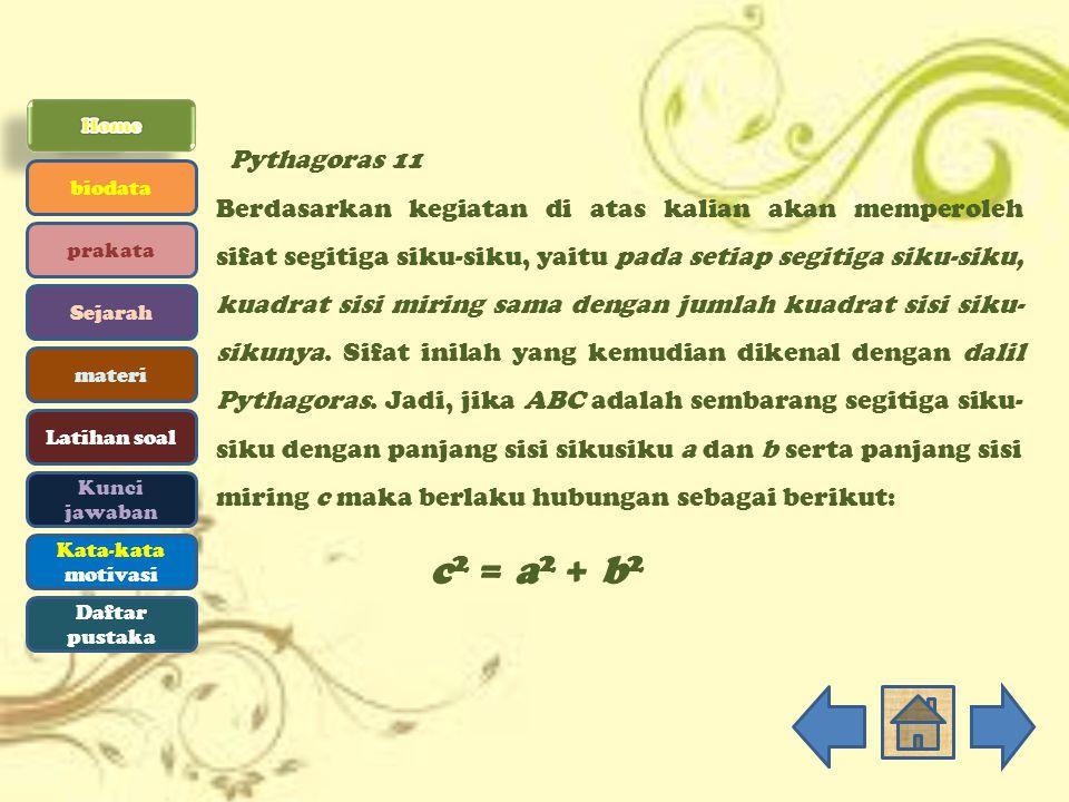 Home Pythagoras 11.