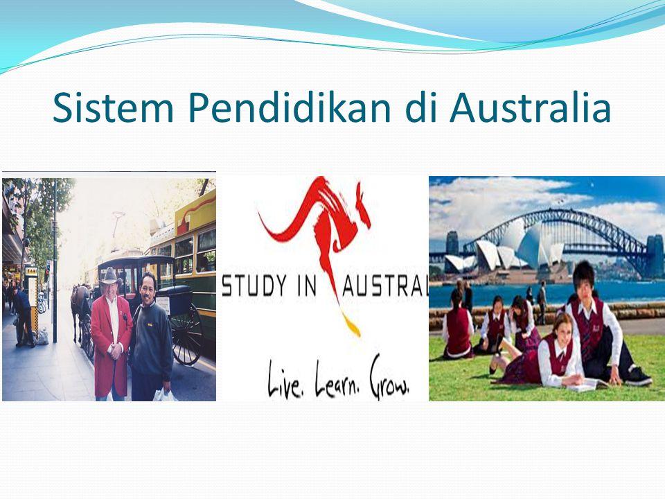 Sistem Pendidikan di Australia