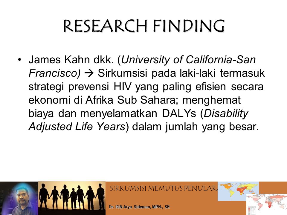 RESEARCH FINDING