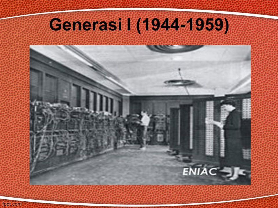 Generasi I (1944-1959)