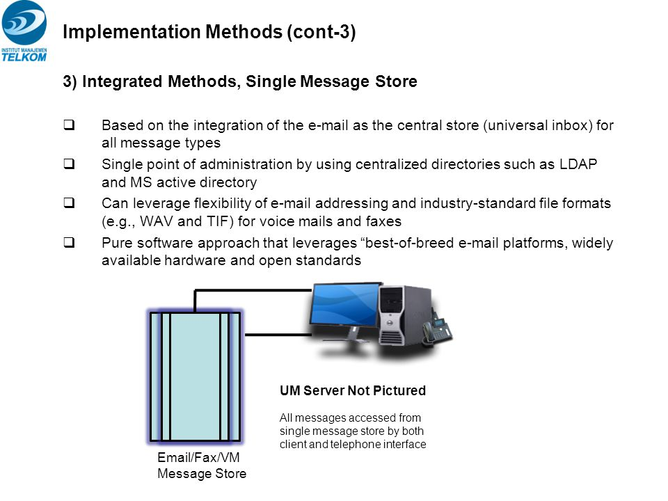 Implementation Methods (cont-3)