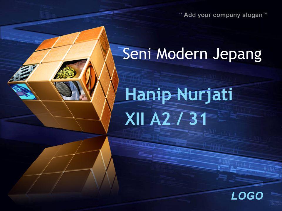 Seni Modern Jepang Hanip Nurjati XII A2 / 31