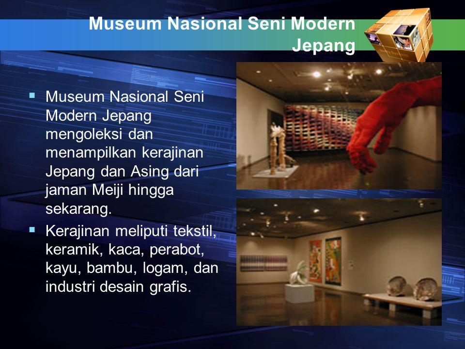 Museum Nasional Seni Modern Jepang