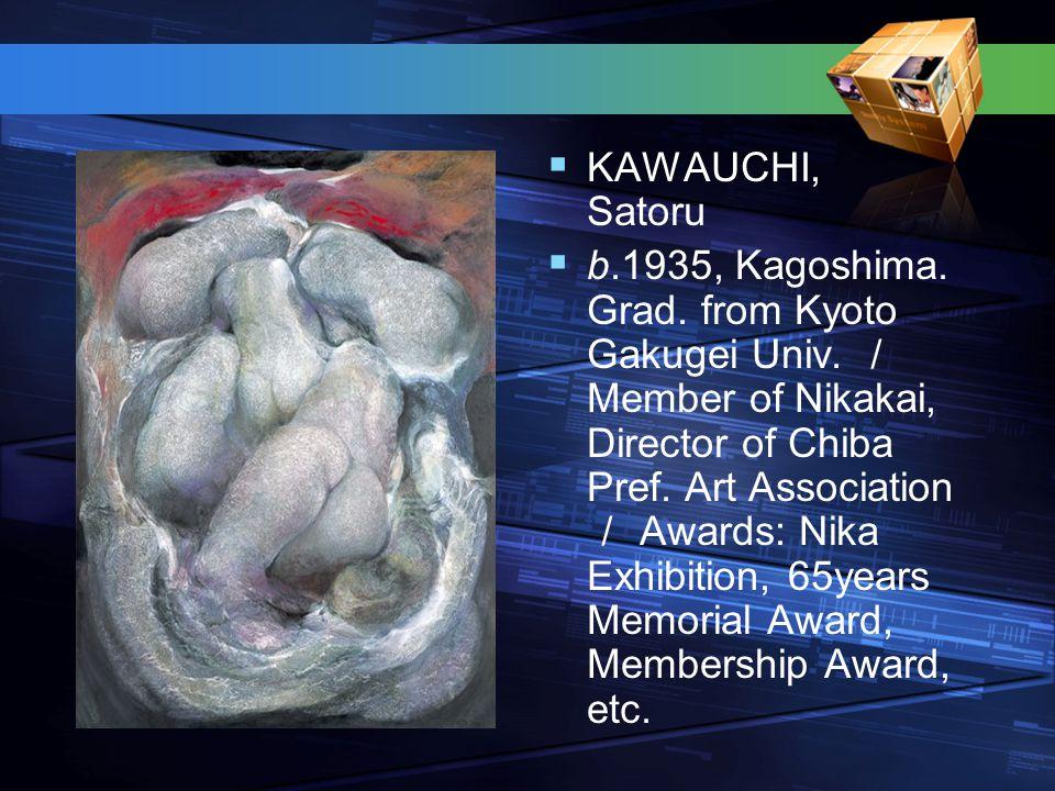 KAWAUCHI, Satoru