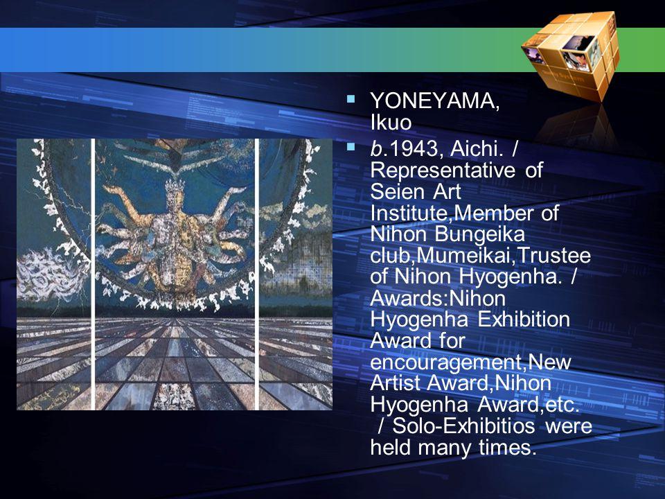 YONEYAMA, Ikuo