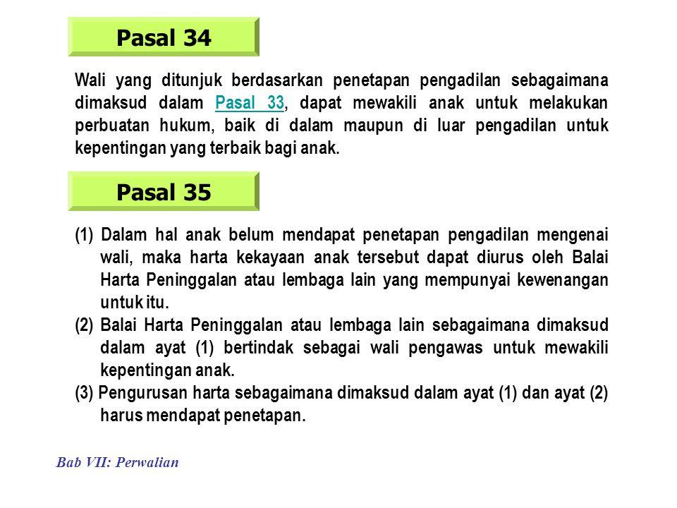 Pasal 34