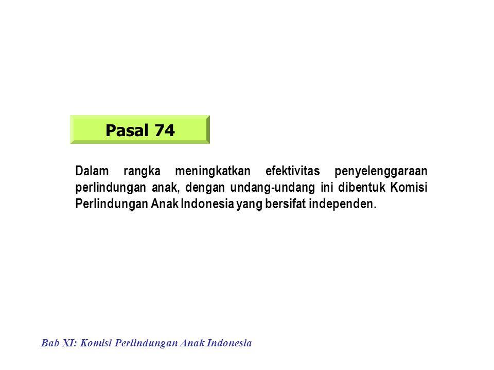 Pasal 74