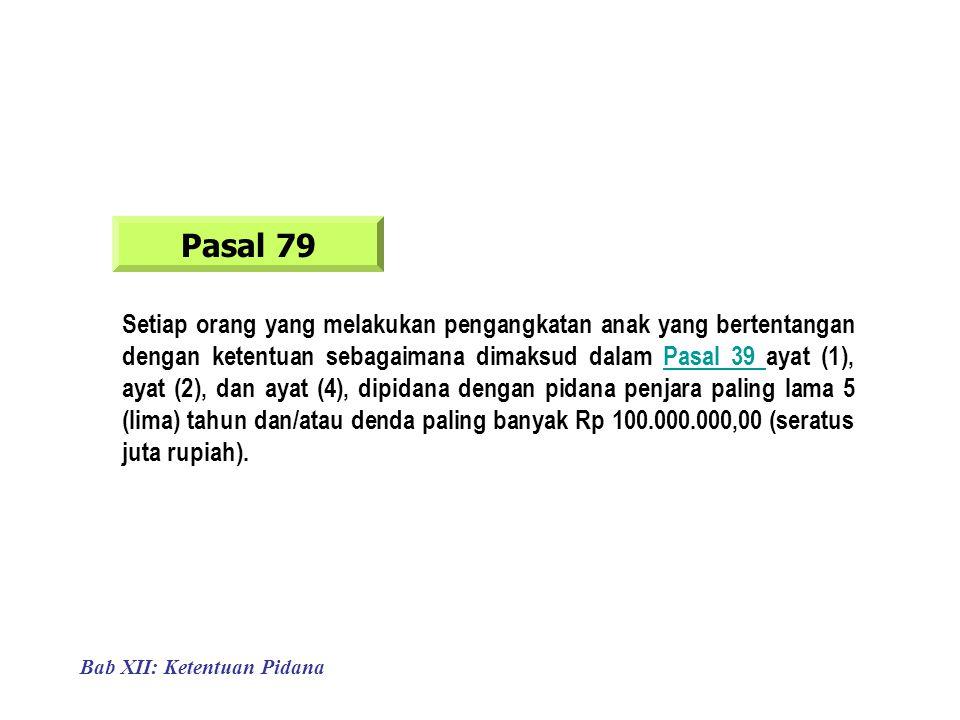 Pasal 79