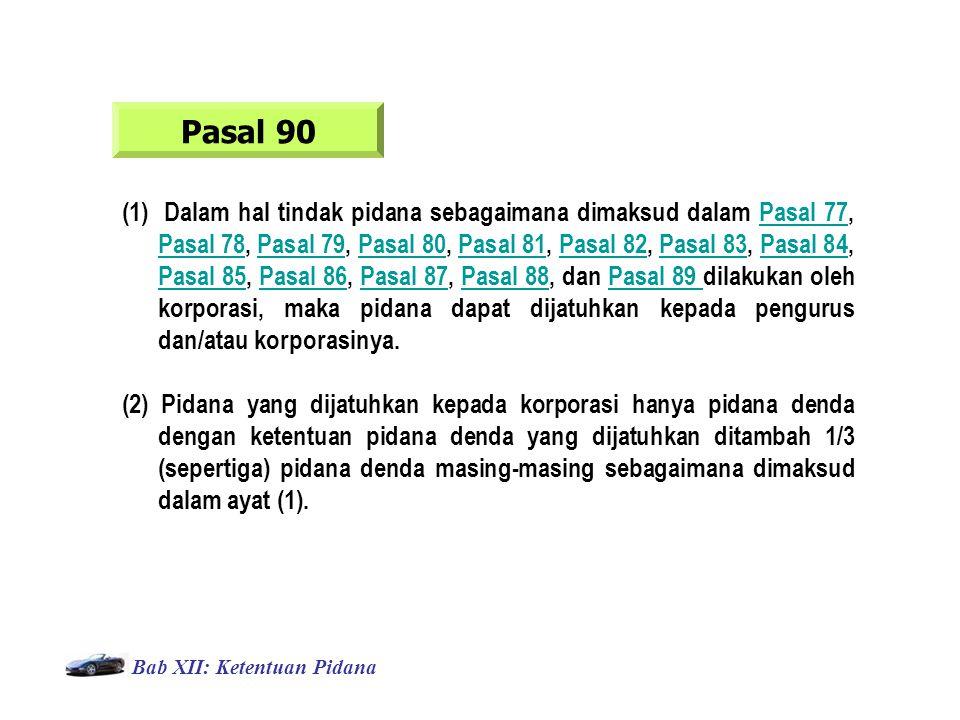 Pasal 90