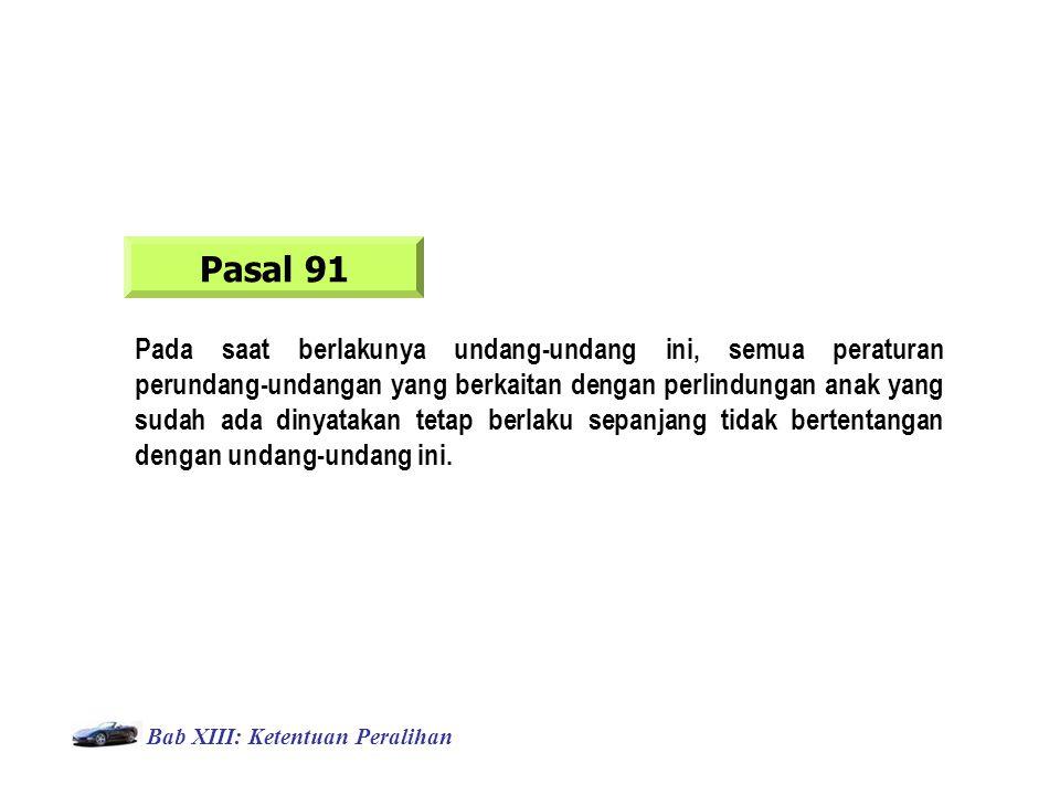 Pasal 91