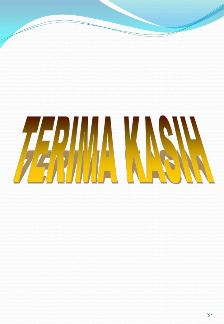 TERIMA KASIH 37