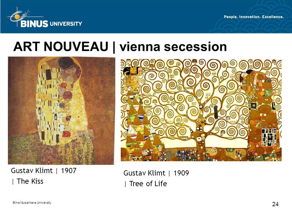 ART NOUVEAU | vienna secession