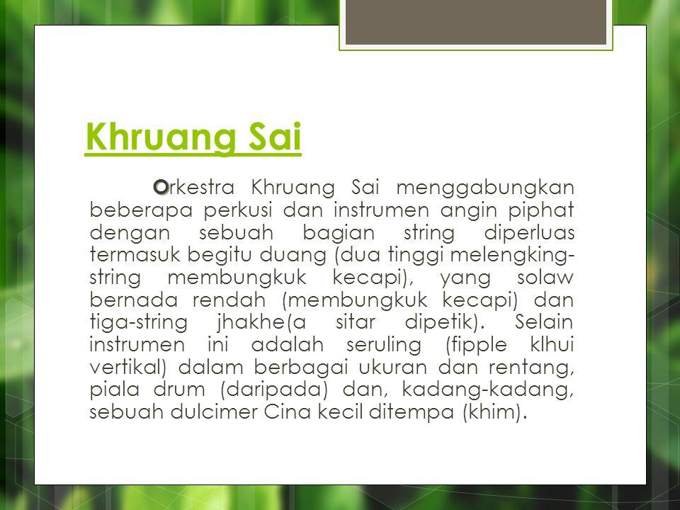 Khruang Sai