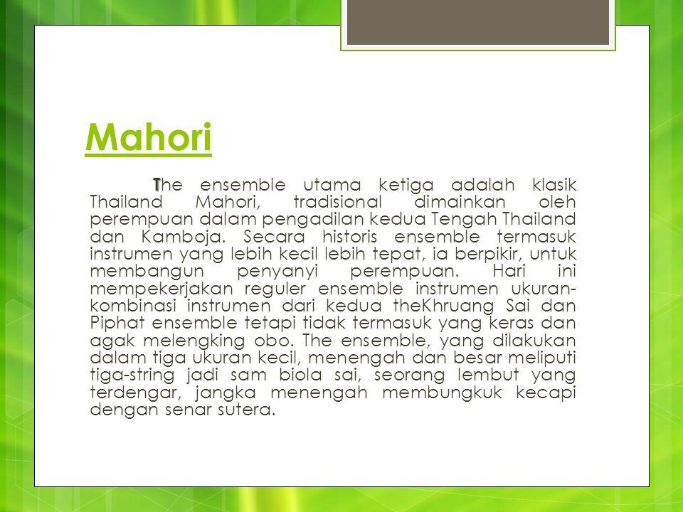 Mahori