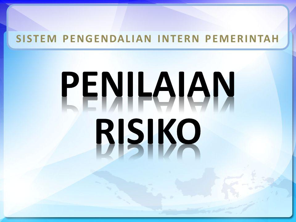 SISTEM PENGENDALIAN INTERN PEMERINTAH