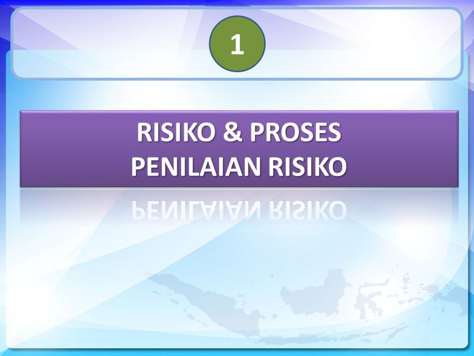 RISIKO & PROSES PENILAIAN RISIKO