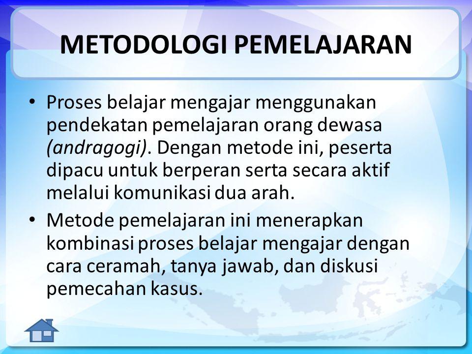 METODOLOGI PEMELAJARAN