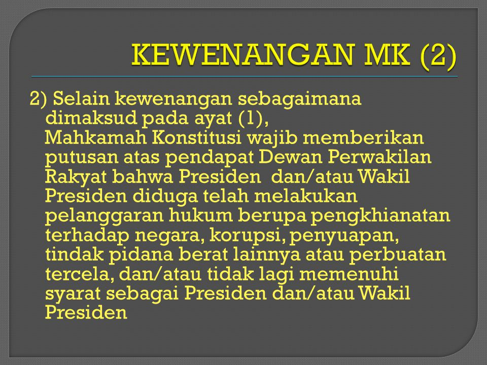 KEWENANGAN MK (2)