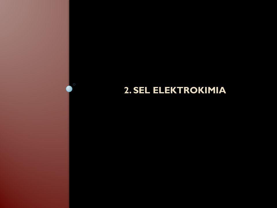 2. Sel Elektrokimia