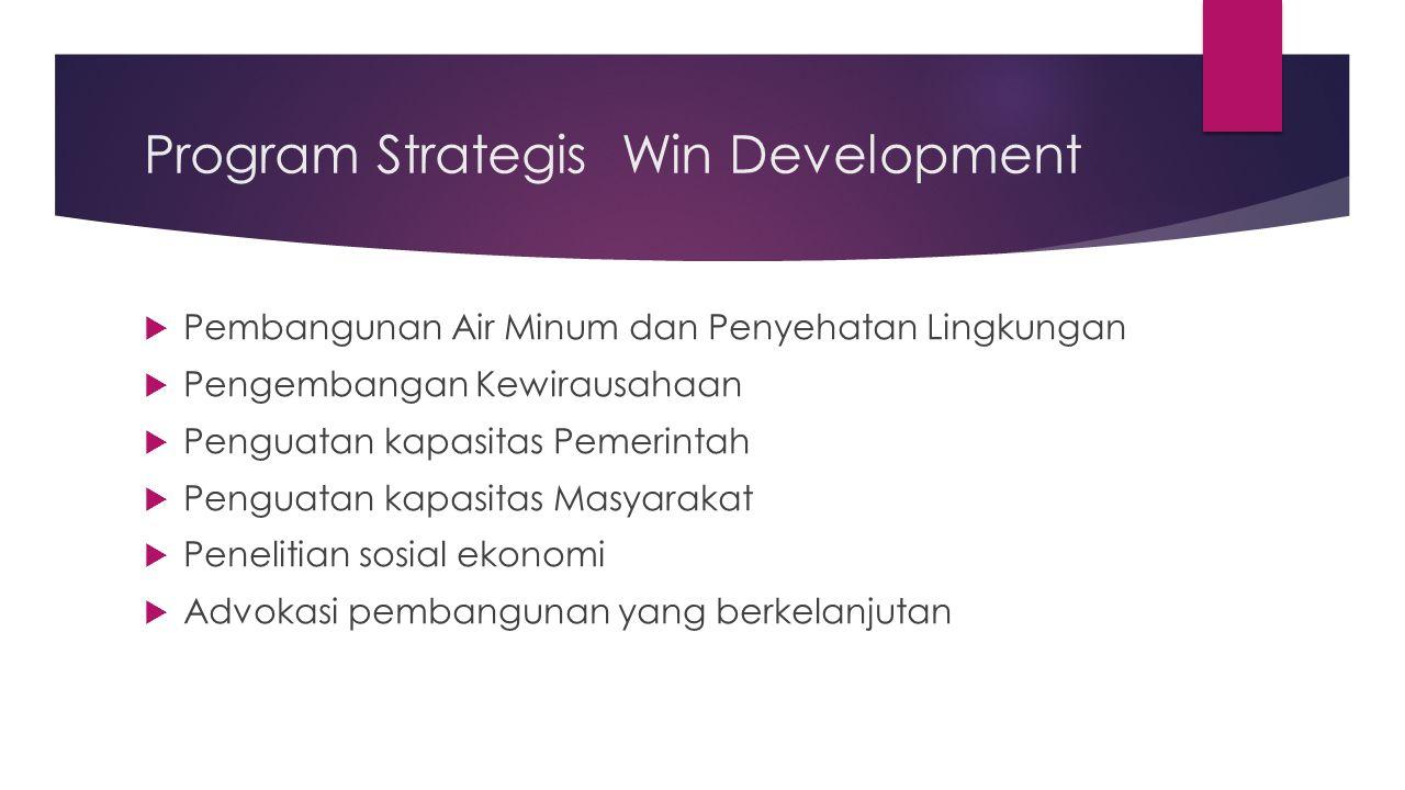 Program Strategis Win Development