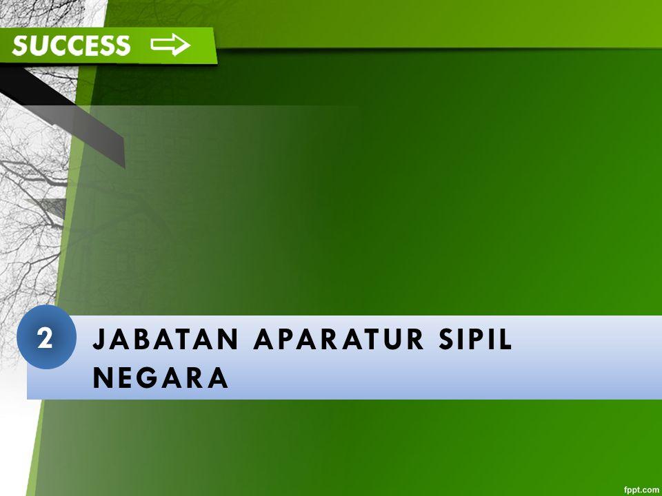 JABATAN APARATUR SIPIL NEGARA
