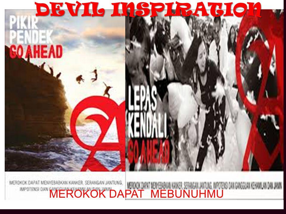 MEROKOK DAPAT MEBUNUHMU