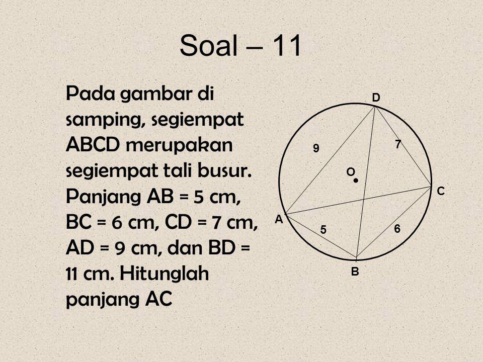 Soal – 11