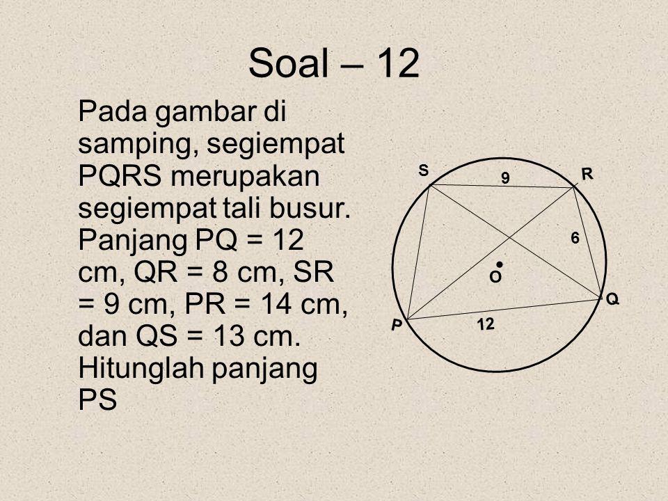 Soal – 12