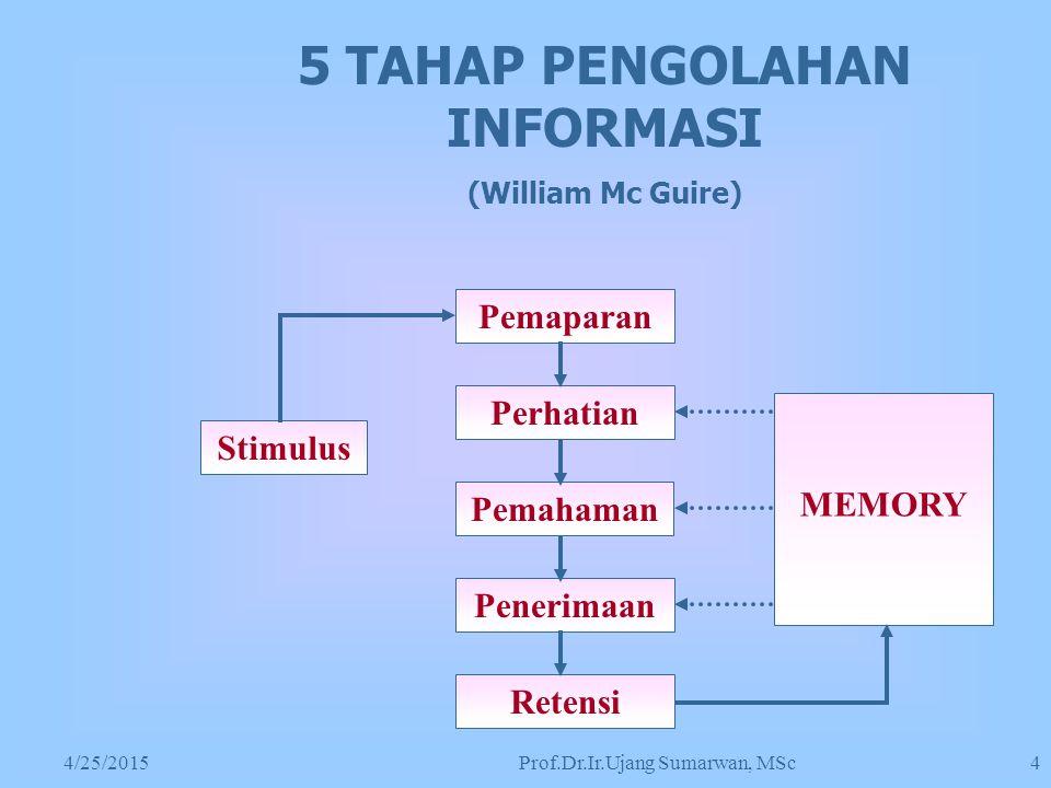 5 TAHAP PENGOLAHAN INFORMASI