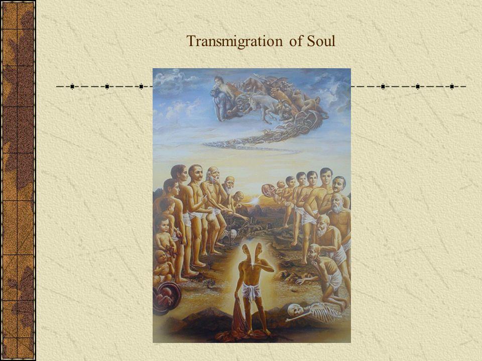 Transmigration of Soul