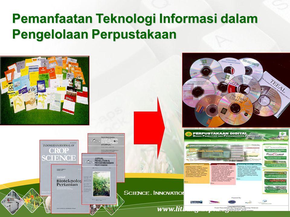 Pemanfaatan Teknologi Informasi dalam Pengelolaan Perpustakaan