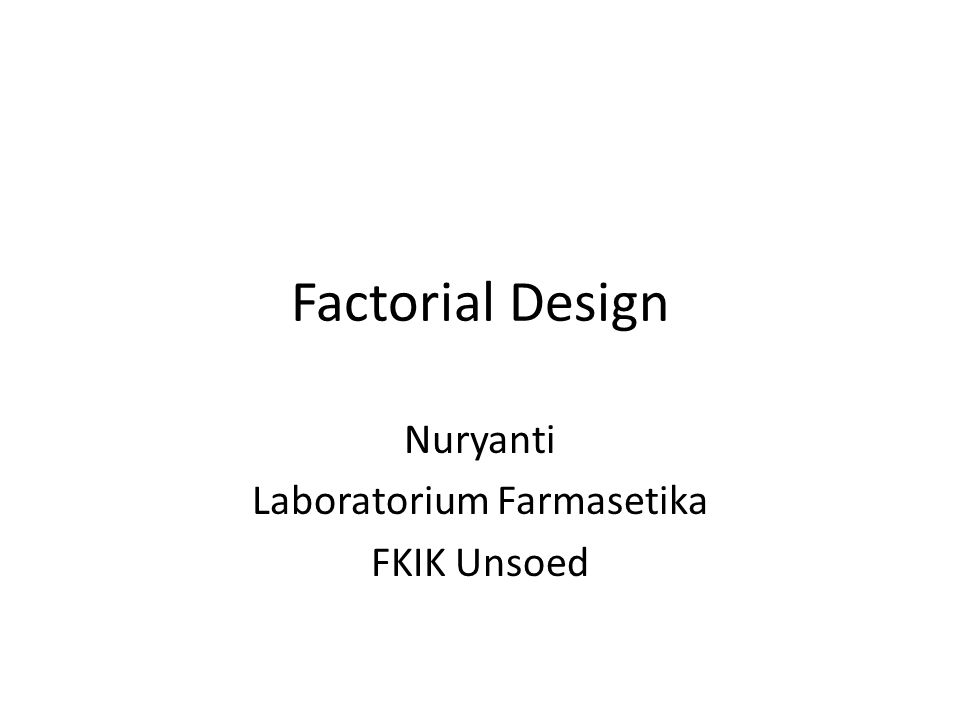 Nuryanti Laboratorium Farmasetika FKIK Unsoed
