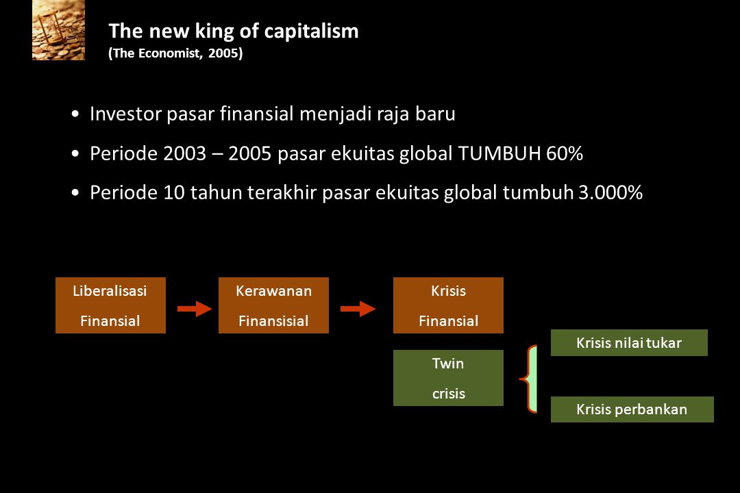The new king of capitalism (The Economist, 2005)