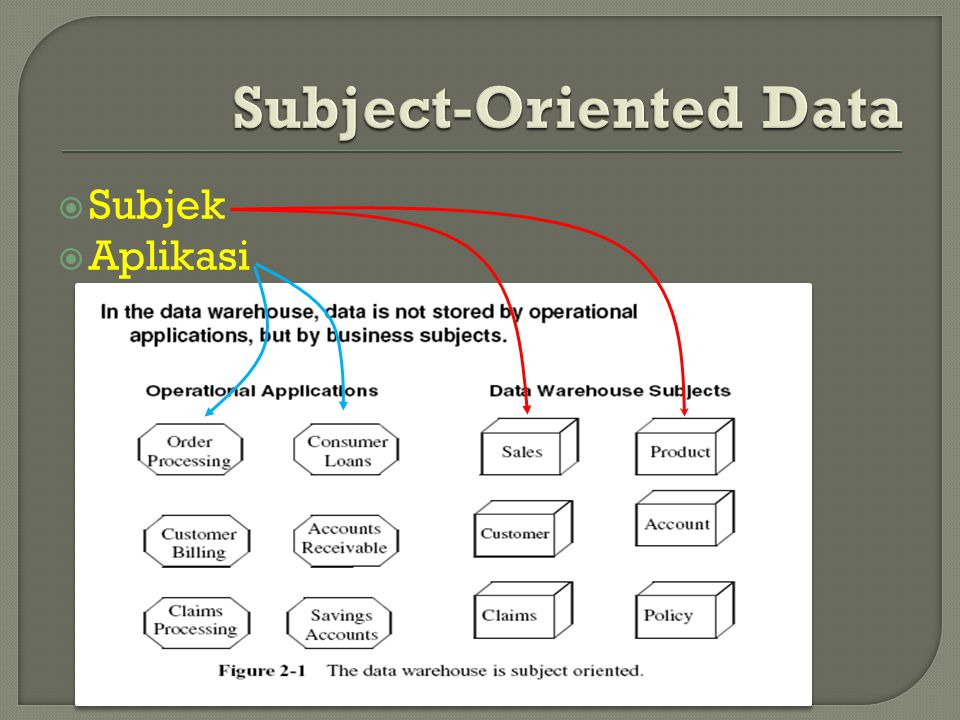 Subject-Oriented Data