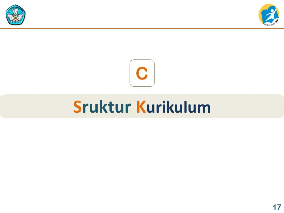 C Sruktur Kurikulum 17