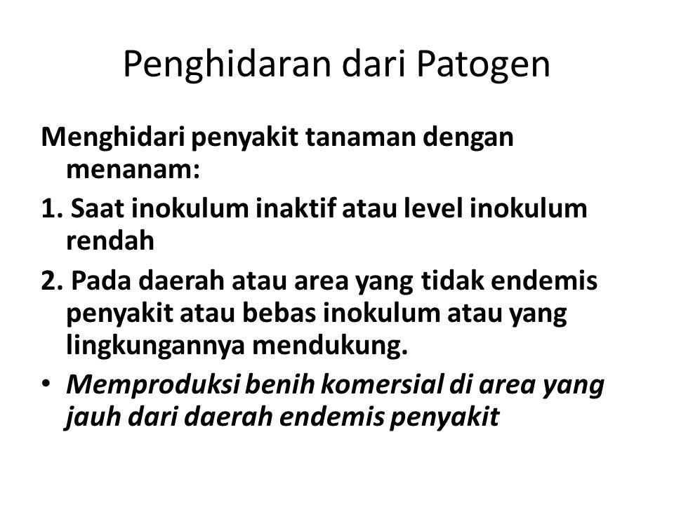 Penghidaran dari Patogen