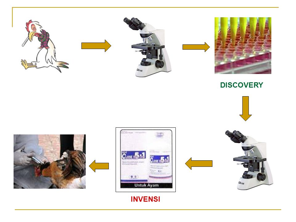 DISCOVERY INVENSI