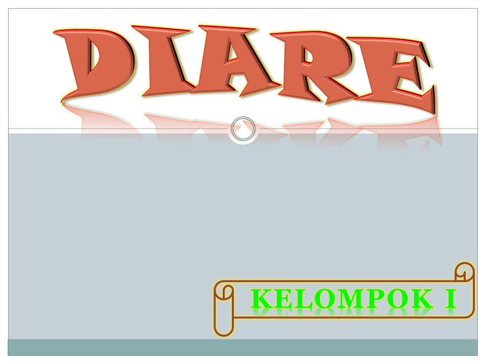 DIARE KELOMPOK I