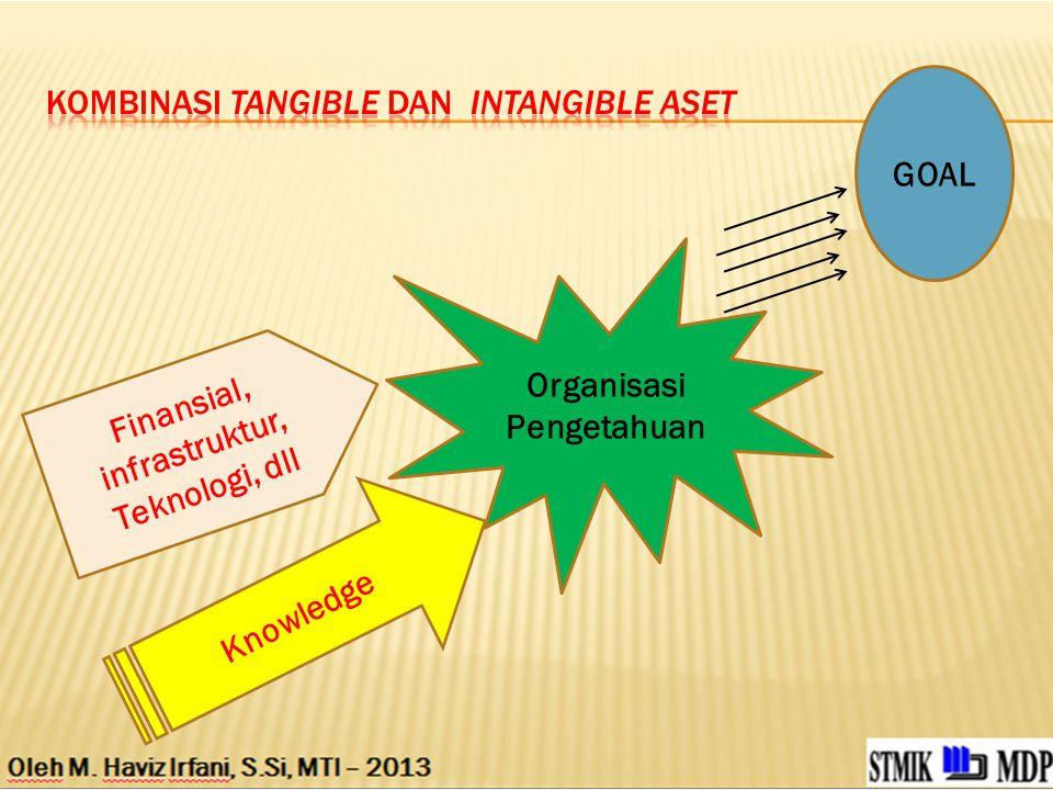 Kombinasi Tangible dan intangible aset