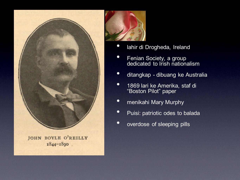 lahir di Drogheda, Ireland