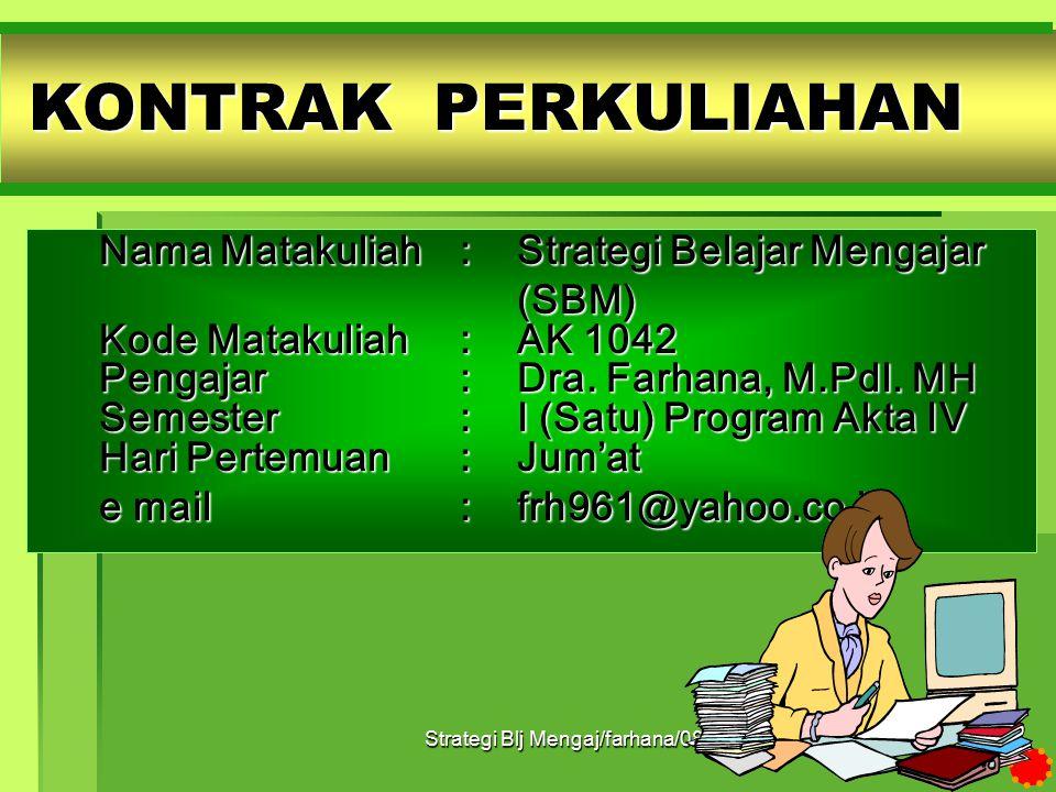 Strategi Blj Mengaj/farhana/08