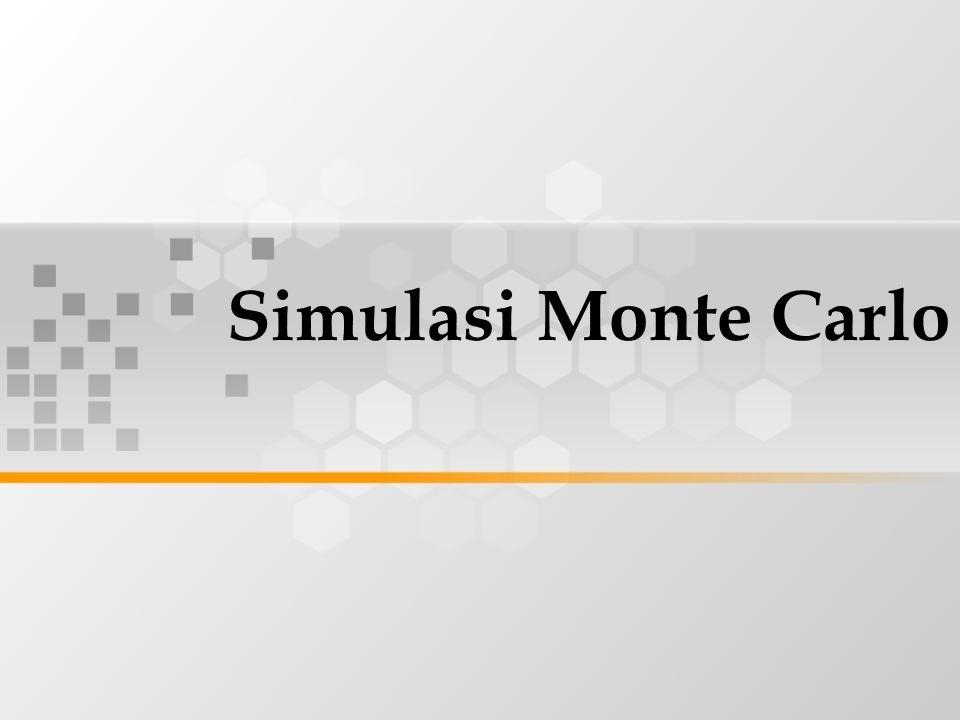 Simulasi Monte Carlo