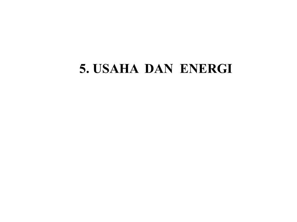 5. USAHA DAN ENERGI