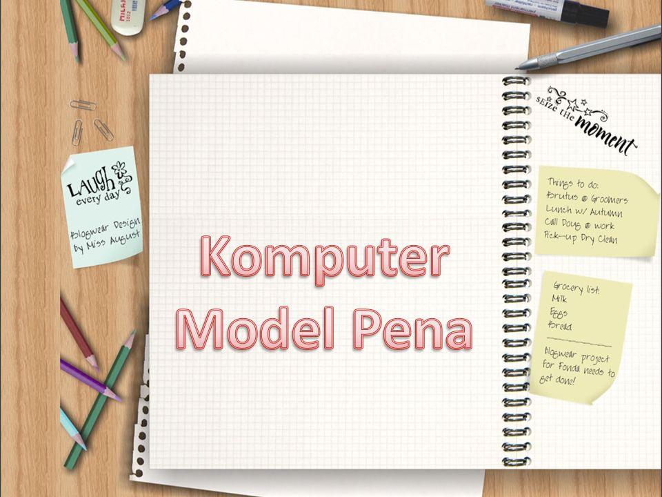 Komputer Model Pena